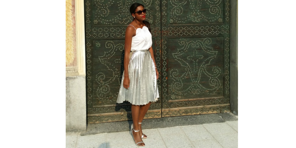3 Ways to wear a pleated skirt slider