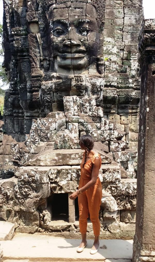 Bayon temple2