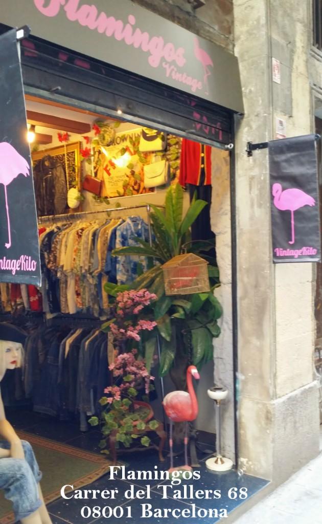 FlamingovintageshopBarcelona