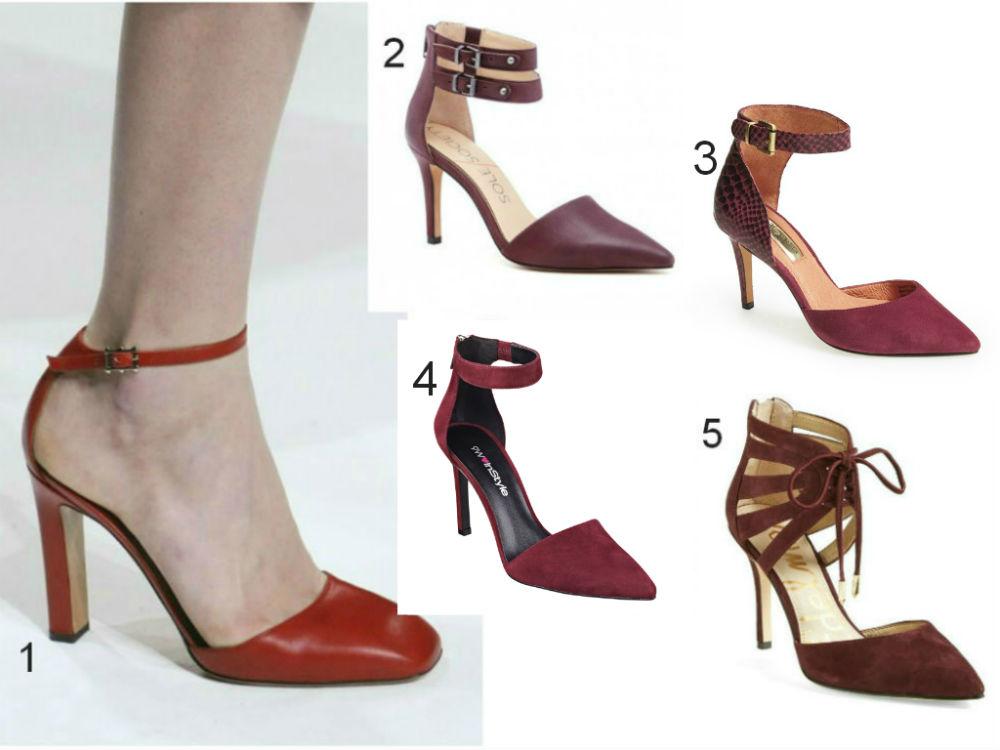 ankle strap pumps Red Valentino RLaosHZ