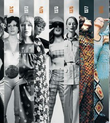 Slider 70s fashion book