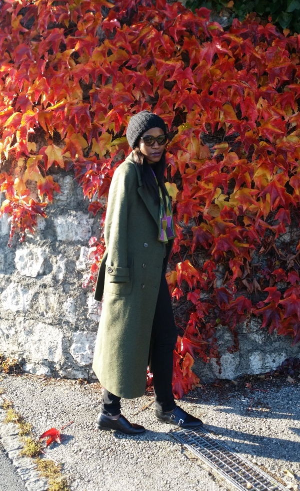 The Green Coat 1
