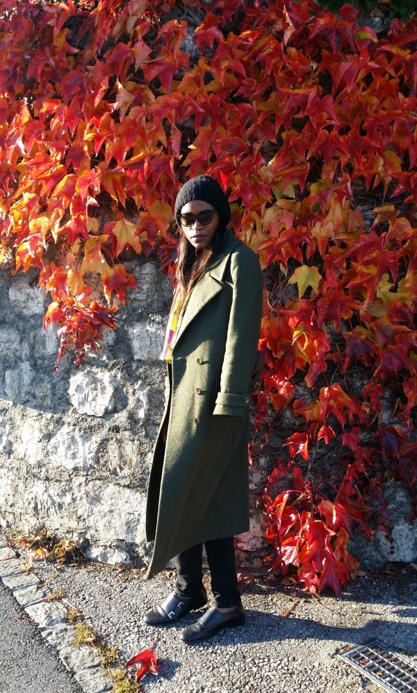 The Green Coat 3